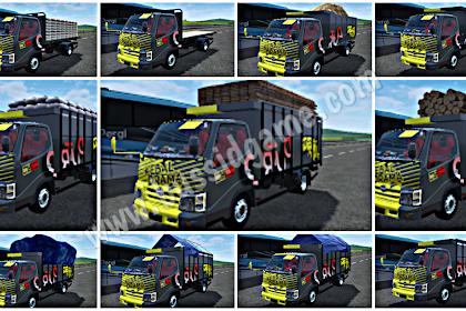 Mod Truck Hino Dutro (11 Varian Truck) Cvt By Aldovadewa