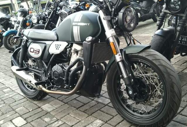 SM 3 Retro 400cc