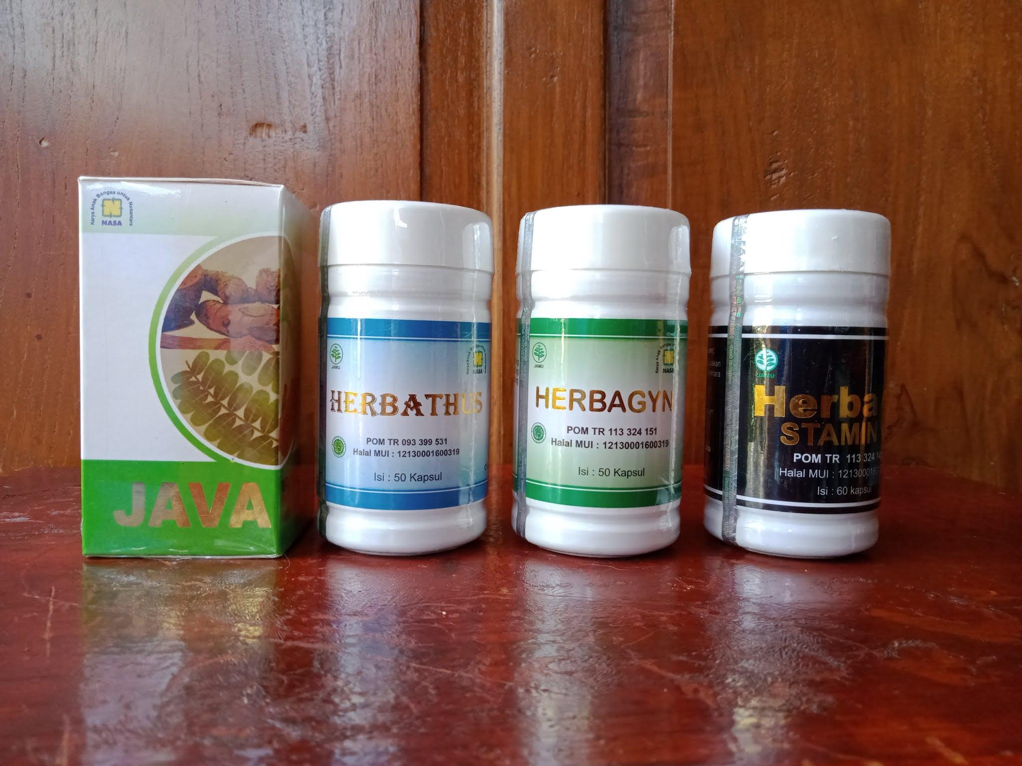 Distributor Obat Herbal Nasa