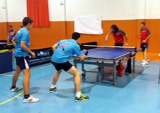 Tenis Mesa Aranjuez - Villa Aranjuez