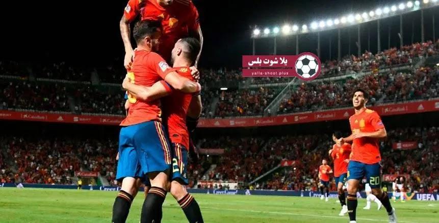 موعد مباراة اسبانيا واليونان ضمن مباريات التأهل لكأس العالم قطر 2022