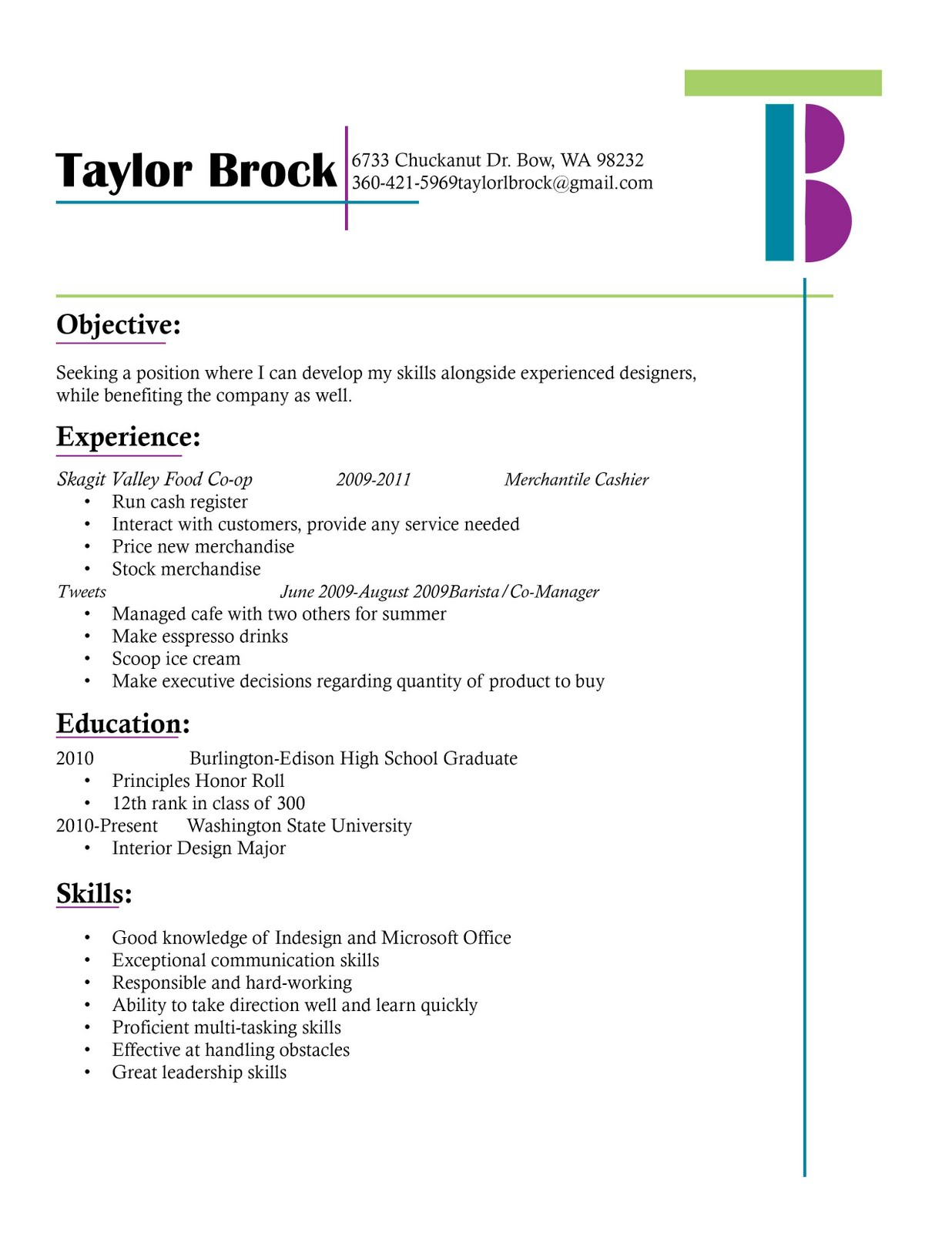 how i make my resume brock resume how i make my resume interior how i make
