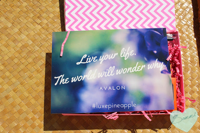 Luxe Pineapple Box of Joy: Rock Pop & Wow GlossaryBox Review | Sammi the Beauty Buff