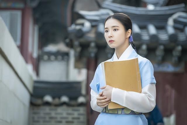 Rookie Historian Goo Hae Ryung korean drama Shin Se Kyung