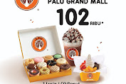 JCO Promo 1 Lusin Donat + 1J.Coffee + 1 J.Cool couple Rp.102.000