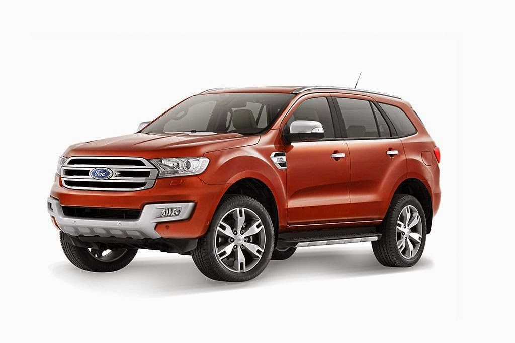 UPDATED: 2015 Ford Everest: This is It CarGuide.PH - Philippine Car