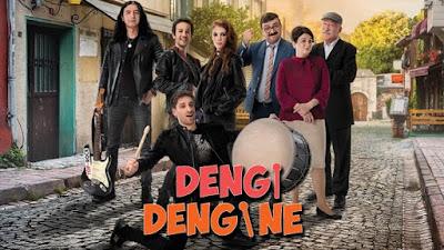مسلسل المتعادلون Dengi Dengine