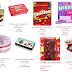 HOT 90% OFF FOOD GIFTS FROM MACY'S!! 2.5 Pounds of Skittles Only $2.49, Jumbo Shortbread Cookie Tin $2, Giant 2 Pound Gummy Bear $2.49, Box of Chocolate Covered Pretzels $3, Peppermint Bark $2 and Much More!