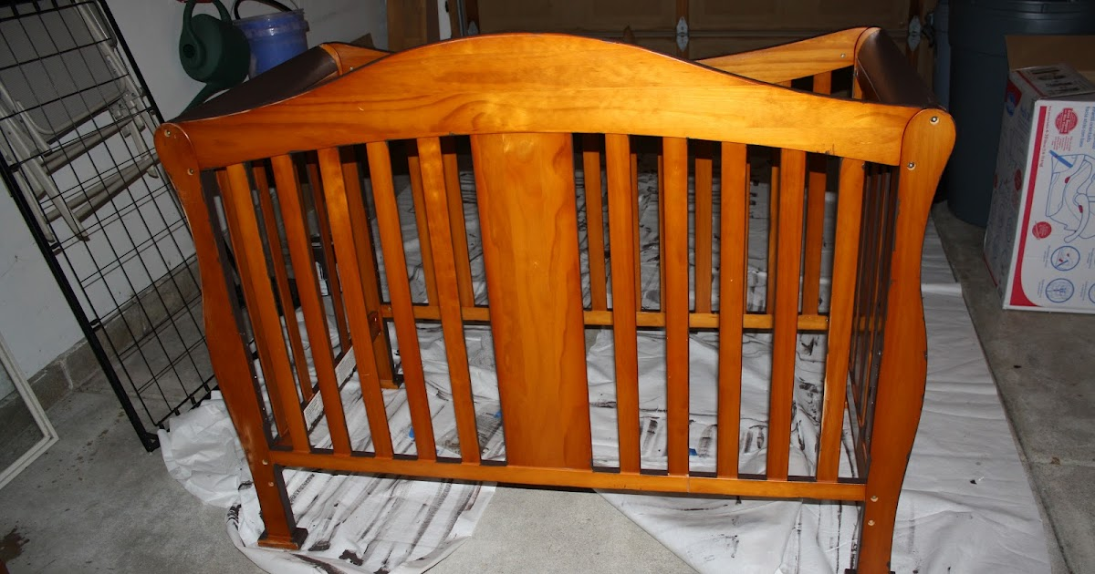 Searching Tutorial How To Paint And Seal A Crib