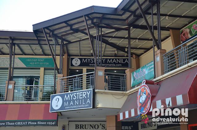 Mystery Manila Acropolis Quezon City