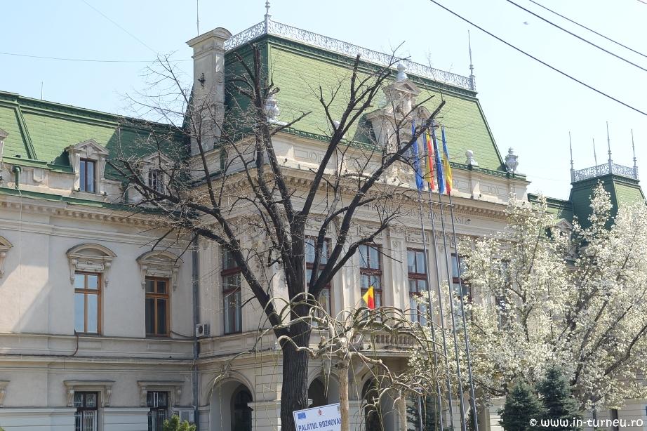 Palatul Roznovanu, Iasi