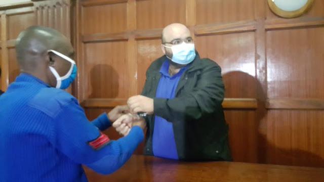 Businessman Shaikh Furoan Hussain sentensed