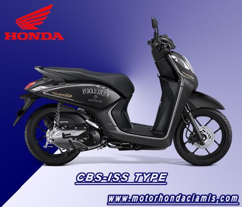 Cicilan Kredit Motor Honda Genio Ciamis