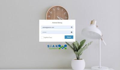 Sistem Informasi Akuntansi Keuangan (SiAK)