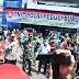 Peringati May Day, TNI Polri dan Pekerja Gelar Bakti Sosial
