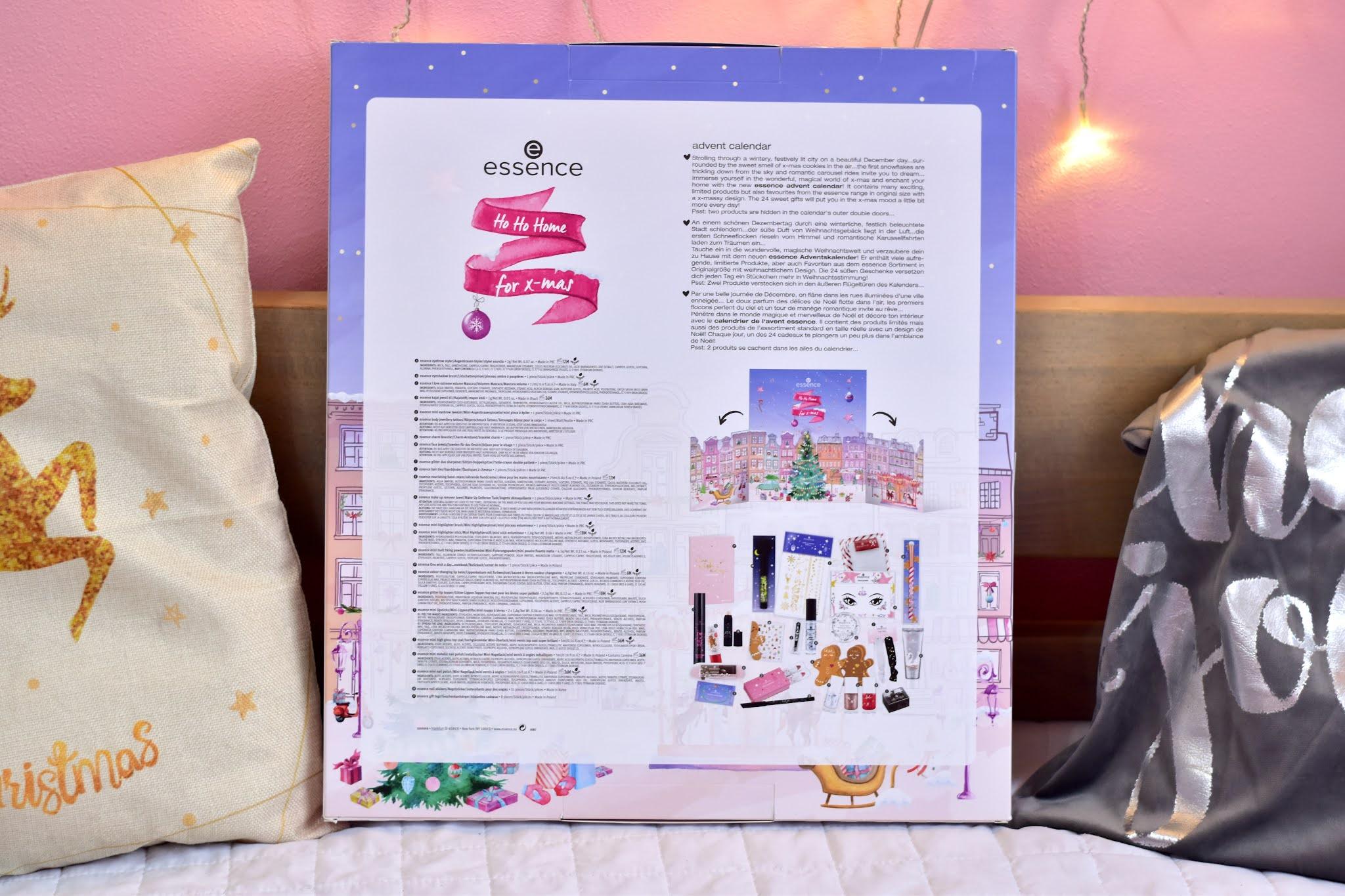 Essence adventný kalendár