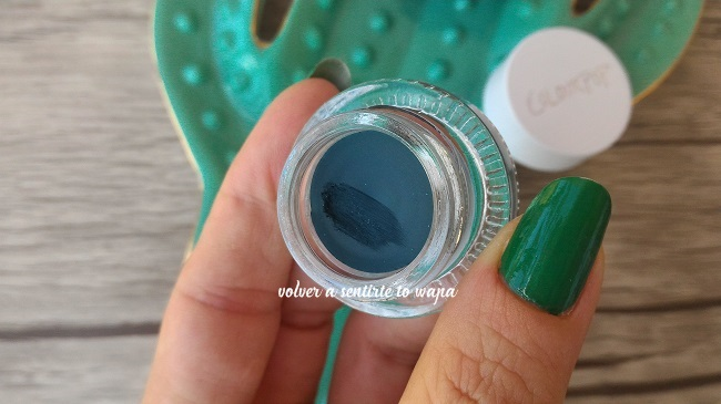 Créme Gel Colour en el tono Fast Lane de Colourpop