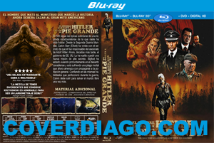 The Man Who Killed Hitler and then The Bigfoot - BLURAY