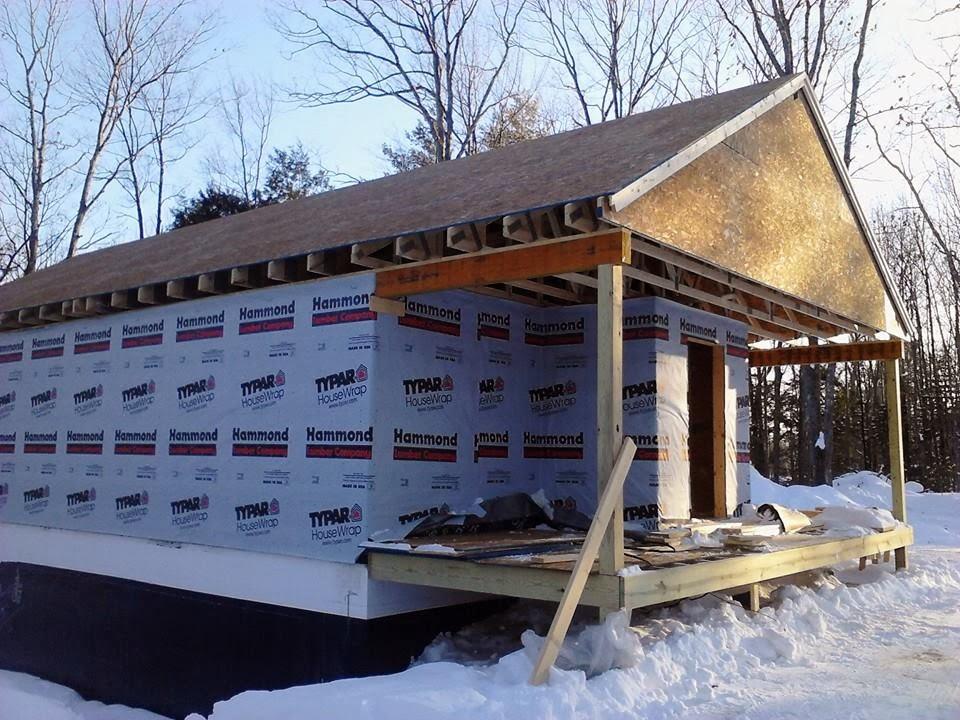 Modern Homesteading Maine Ah Style Building House