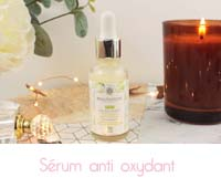 Sérum éclat visage bio Olala French Cosmetics