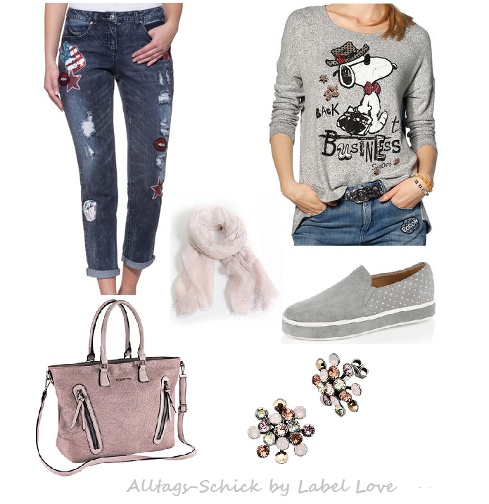 Isabella Labella zeigt Mode Neuheiten von Alba Moda auf dem Blog Label Love
