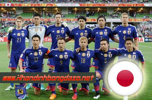 Nhật Bản vs Uruguay 17h35 ngày 16/10 www.nhandinhbongdaso.net