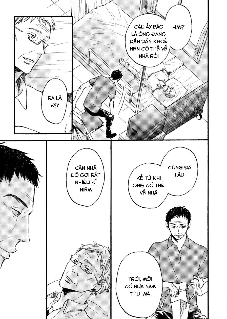 Trang 3 - Nhìn lần cuối những kí ức ngày xưa (- UMEMATSU Machie) - Truyện tranh Gay - Server HostedOnGoogleServerStaging