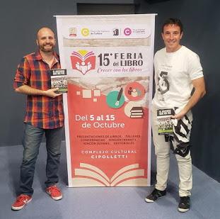 """""""El Ascenso que no fue"""" en la Feria del Libro"""
