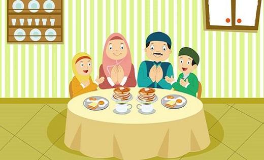 Lafadz Bacaan Doa Sebelum makan dan Sesudah Makan/minum Lengkap