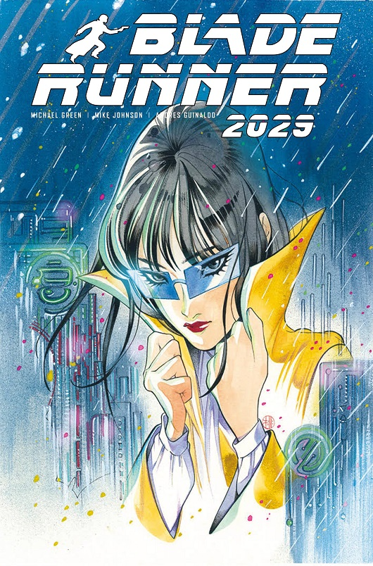 Cover of Blade Runner 2029 #1