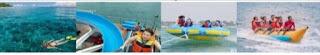 snorkeling blue lagoon bali