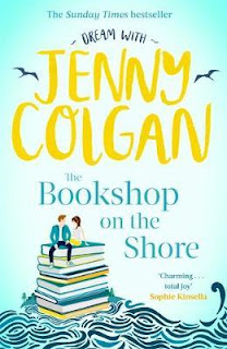The Bookshop on the Shore by Jenny Colgan book cover