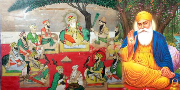 Quiz Guru Nanak and Other Sikh Gurus