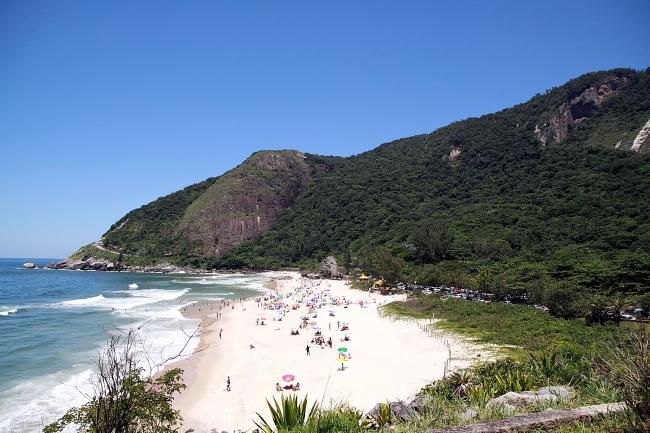 Пляжи Рио-де-Жанейро, Бразилия