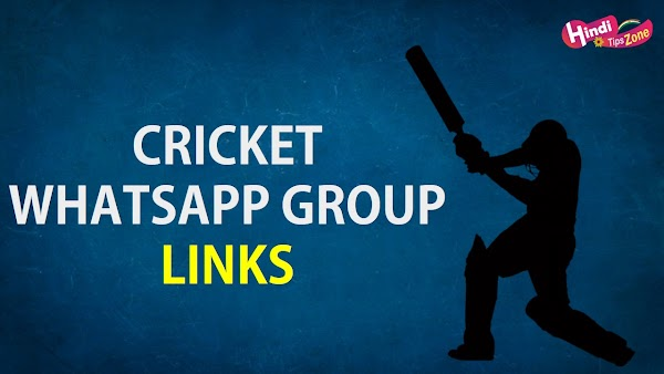 Join Latest Cricket Lover WhatsApp Group Links{*TOP LINKS*} 2019
