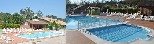 Vacaciones geniales en el camping r o pur n llanes for Camping en llanes con piscina