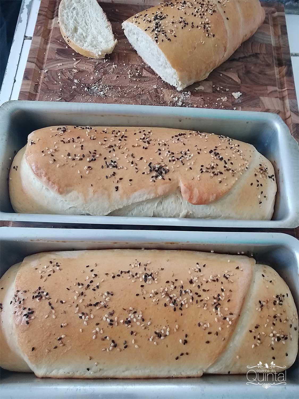 Pão Caseiro Fofo e Fácil de Fazer