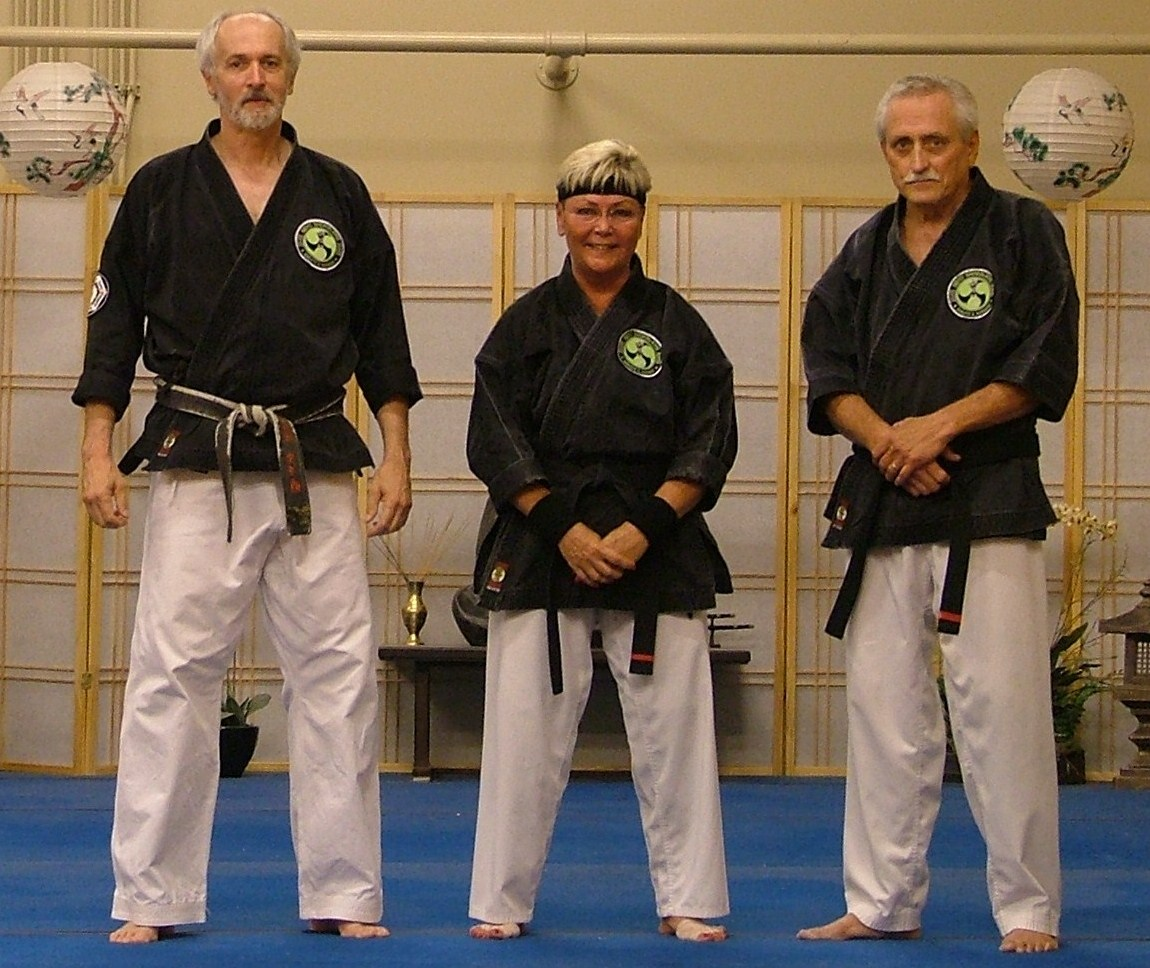 The Traditional Karate School