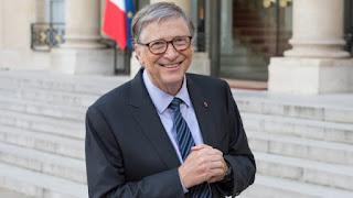 Bill Gates financia tecnologia capaz de escurecer o sol para reduzir aquecimento