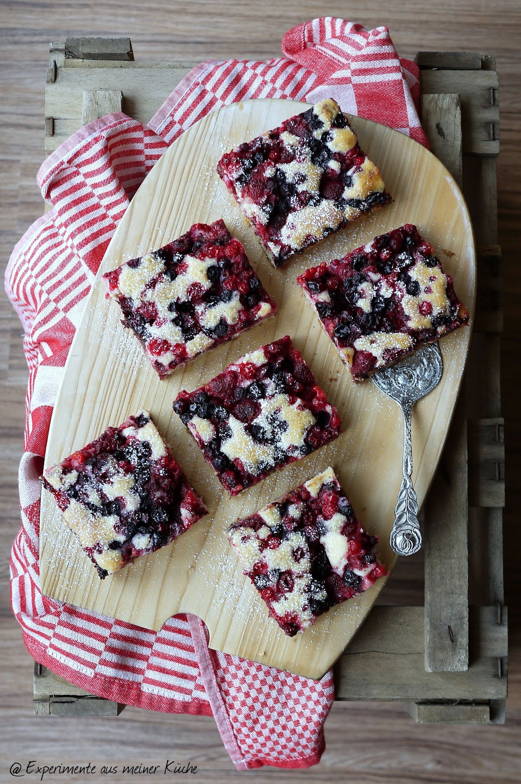 Experimente Aus Meiner Kuche Schneller Beeren Schoko Kuchen