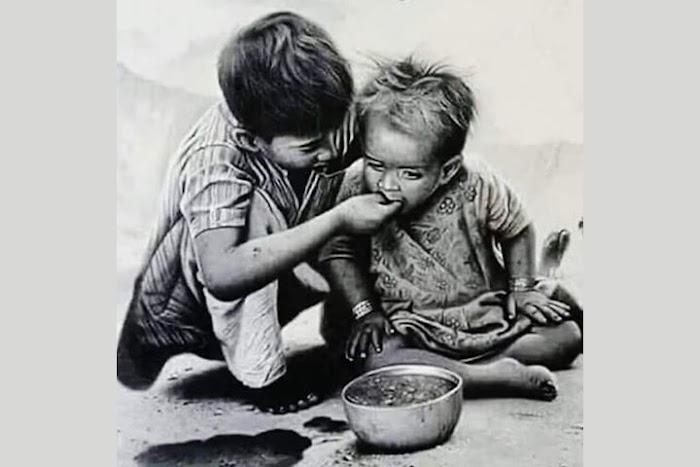 Orang Miskin Dalam Senandung Cinta Rumi
