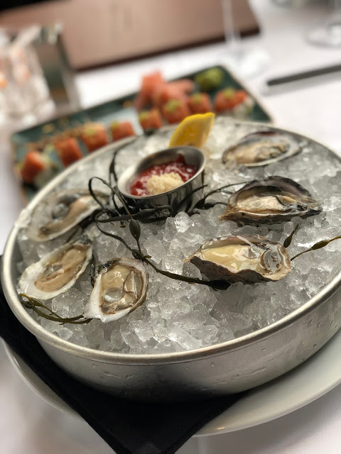 Chicago oysters