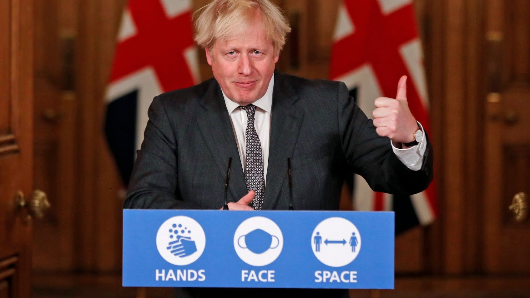 British PM Boris Johnson may lose his seat in the next general election