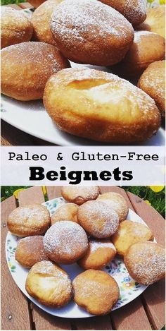 Gluten-Free Paleo Beignet Recipe