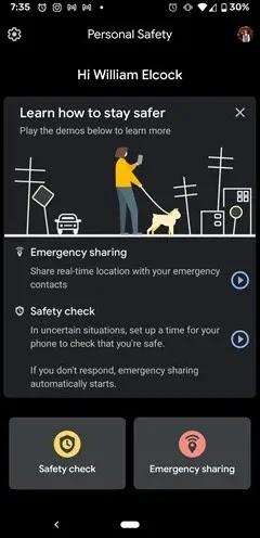 صورة Personal Safety