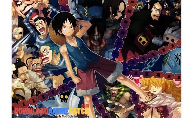 Download One Piece Arc Impel Down Subtitle Indonesia
