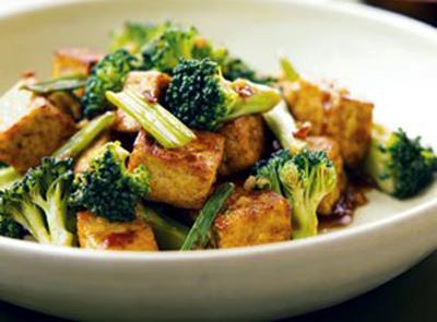 Tofu Teriyaki Recetas Vegetarianas