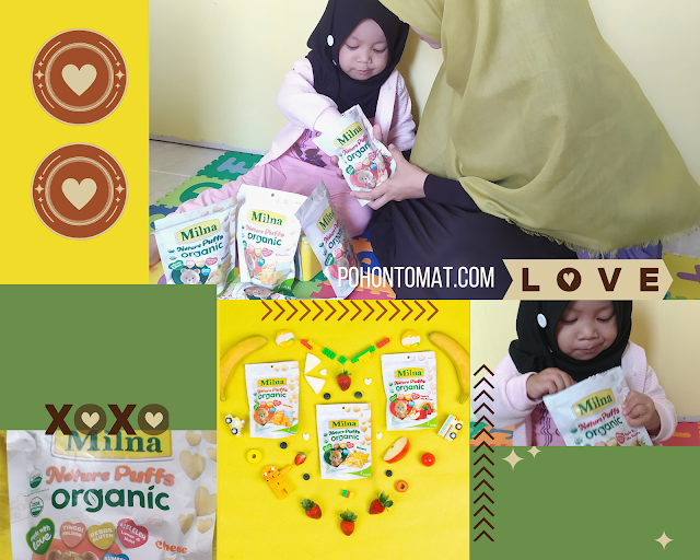 review milna nature puff organic
