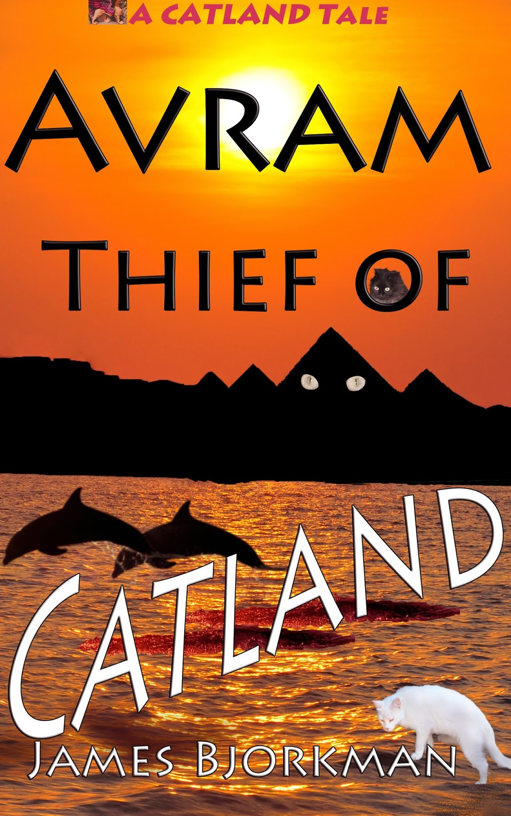 Avram Thief of Catland atlantis.filminspector.com