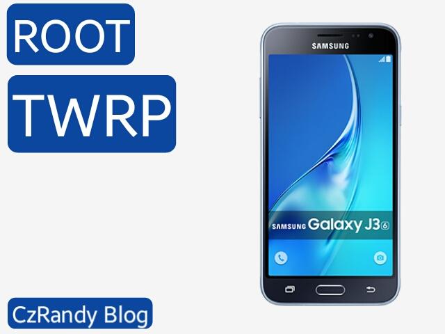Cara Root Samsung J3 (j320g)